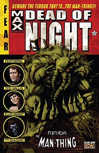 Dead of Night Featuring Man-Thing (English Edition)