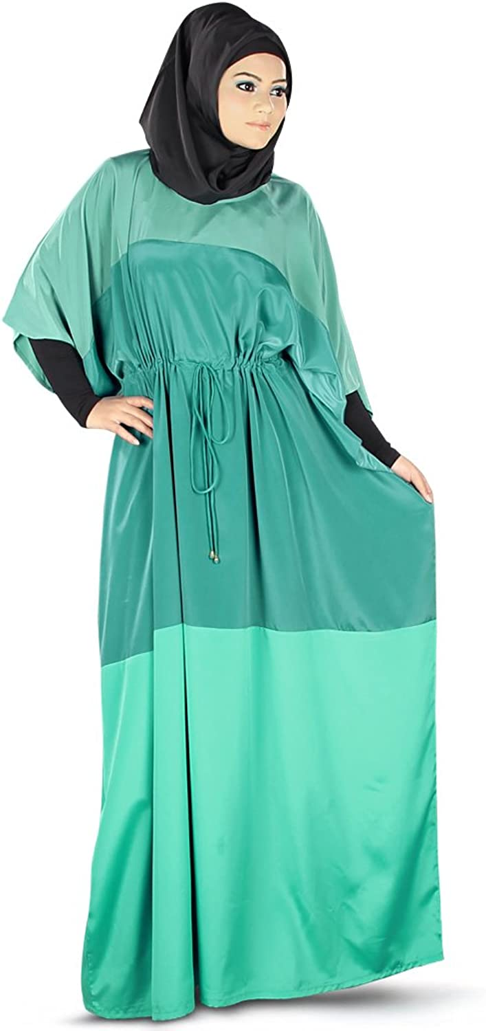 MyBatua Raha Kaftan Muslim Long Burqa Dress Maxi KF015
