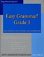 Easy Grammar 3 - Teacher Edition