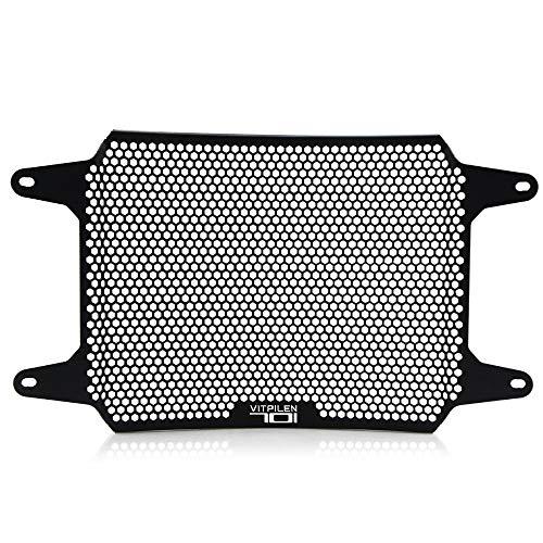 Guardia del radiador para H-usqvarna Svartpilen 701 2019 2020 Vitpilen 701 2018 2019 2020 Protector De Cubierta De Rejilla De Radiador De Motocicleta (Color : Vitpilen)