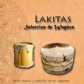 Lakitas, Seleccion de Waynos