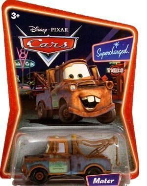 Disney Pixar Supercharged Mater Die-Cast Car by Disney