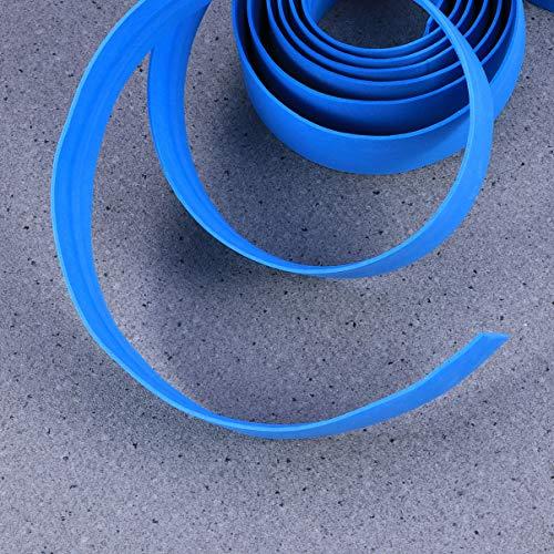 LIOOBO 4 Paar Fahrradlenker Wrap Anti-Rutsch-Fahrräder Lenkerband Radfahren Griffband Streifen für den Winter im Freien - 9