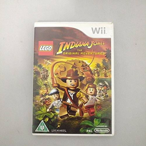 LEGO Indiana Jones - The Original Adventures [UK-Import]