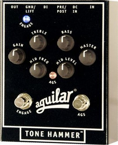 Aguilar Tone Hammer Bass Preamp Direct Box