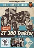 DDR - ZT 300 Traktor aus Schönebeck