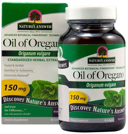 Nature's Answer Oil of Oregano 90 Max 63% OFF Pack Count 12 Our shop OFFers the best service