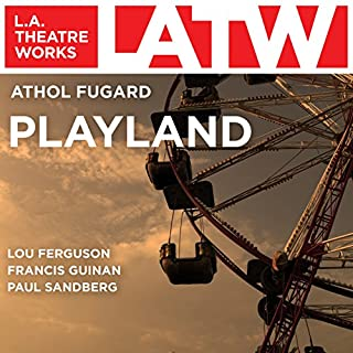 Playland audiobook cover art