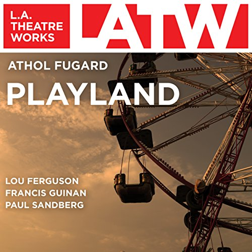 Playland Audiobook By Athol Fugard cover art