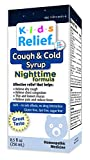 Kids Relief Cough and Cold Syrup Night, 8.5 Fluid Ounce (VMQ-006)