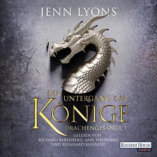 Page de couverture de Der Untergang der Könige