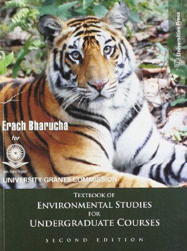 Textbook of Environmental Studies for Undergraduate Courses