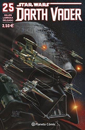 Star Wars Darth Vader nº 25/25 (Star Wars: Cómics Grapa Marvel)