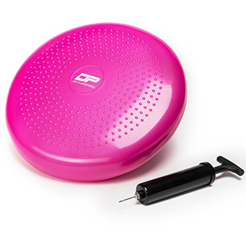 DYNAPRO Stability Balance Cushion- Extra Thick Material (Pink)