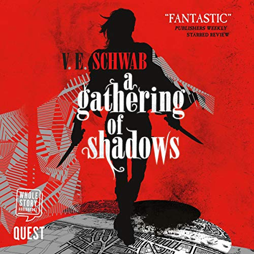 A Gathering of Shadows cover art