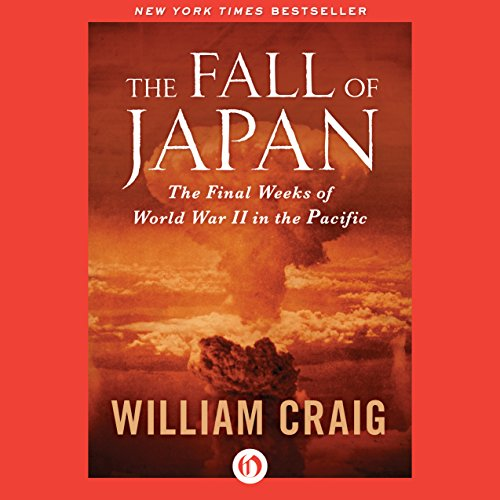 The Fall of Japan audiobook cover art