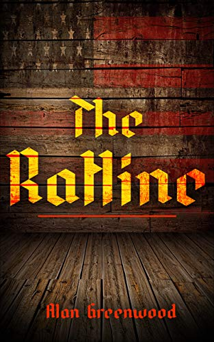 The Ratline by Alan Greenwood ebook deal