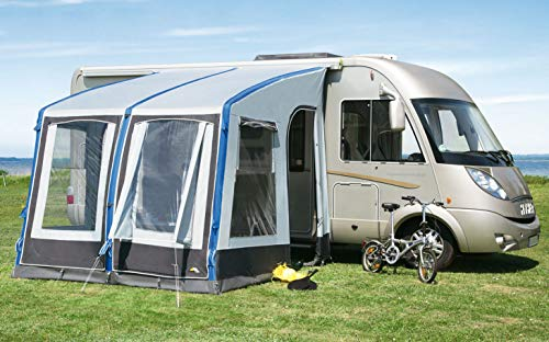 dwt Reisevorzelt Space Air HQ 320XL Reisemobilvorzelt WS6000mm Wohnwagen Vorzelt Camping aufblasbar