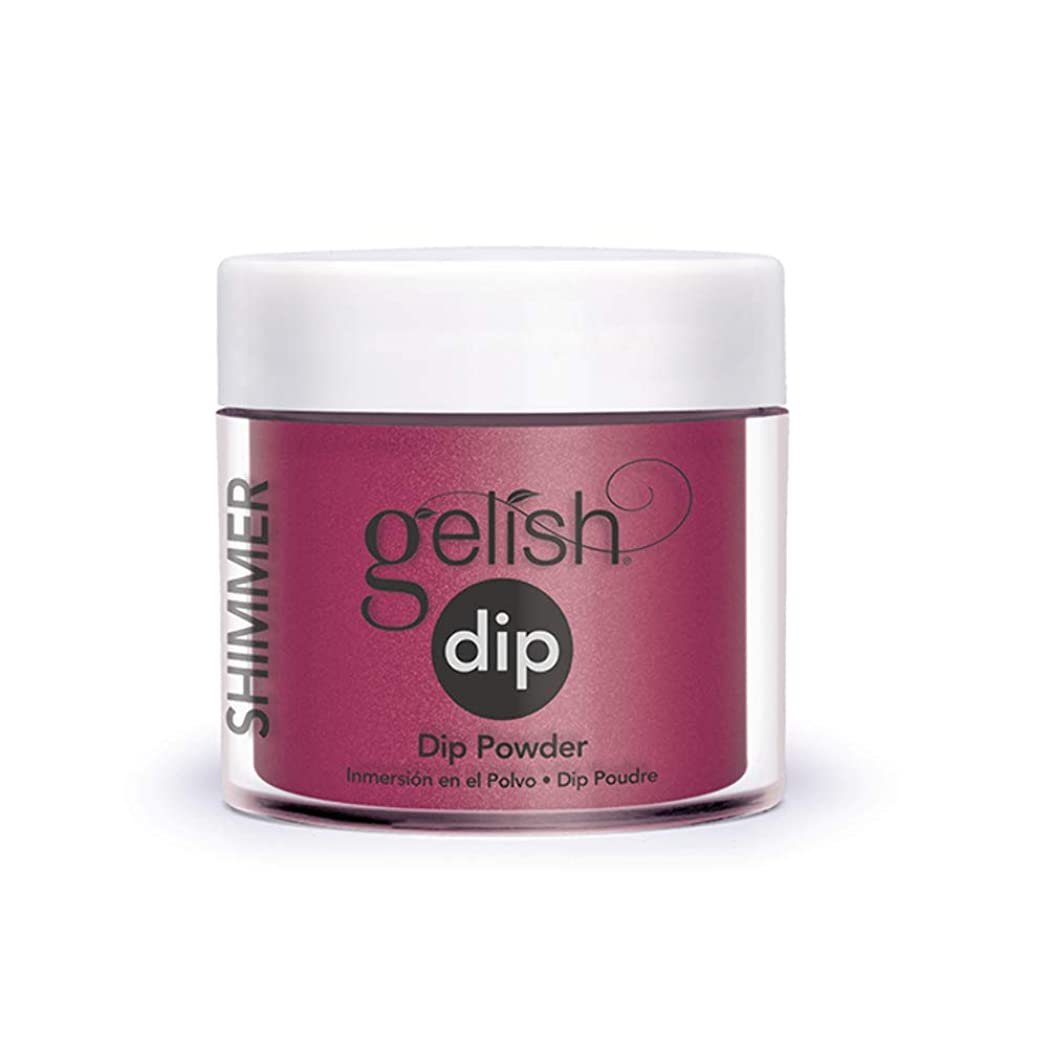 甘味妖精ペチュランスHarmony Gelish - Acrylic Dip Powder - What's Your Pointsettia? - 23g / 0.8oz