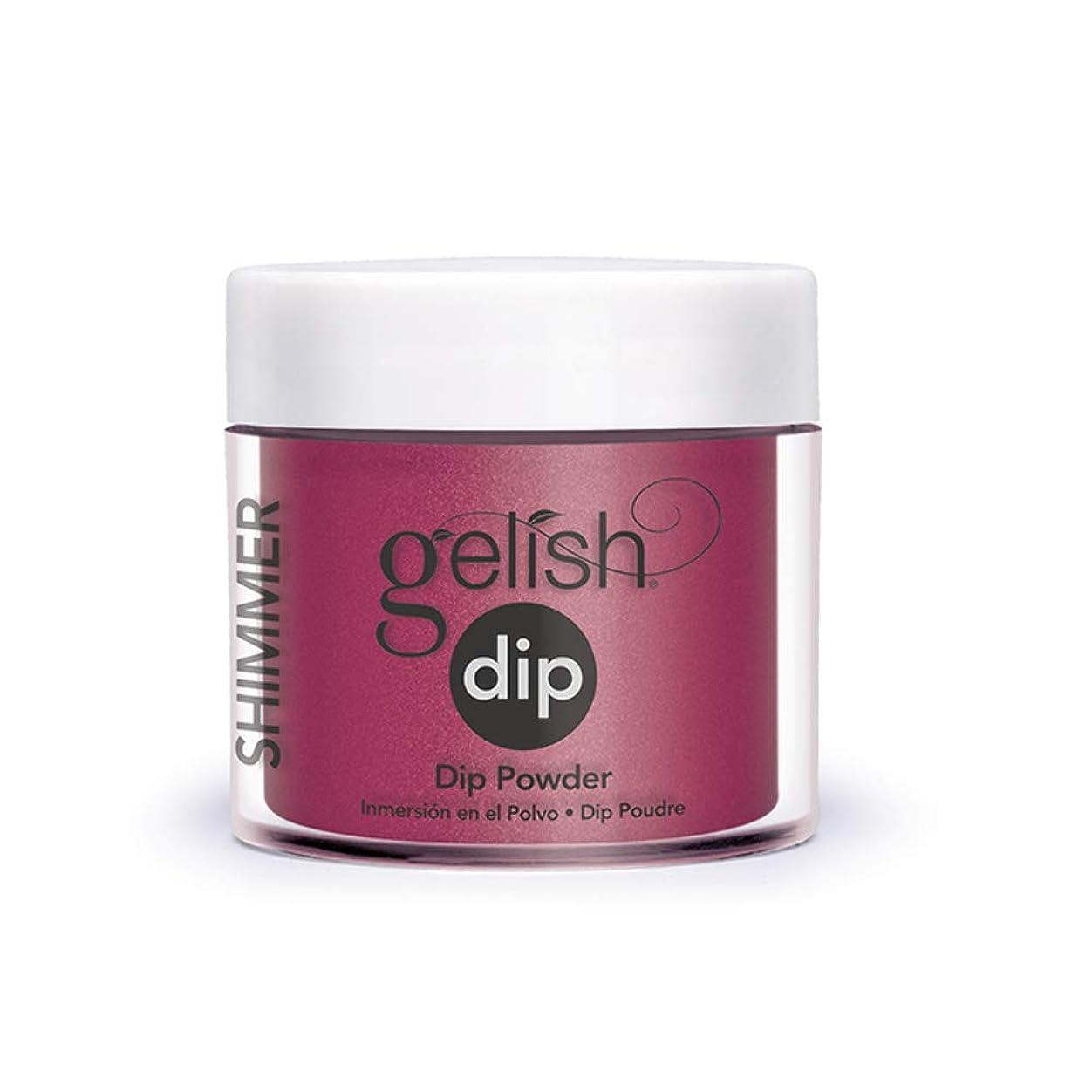 人柄スキー簿記係Harmony Gelish - Acrylic Dip Powder - What's Your Pointsettia? - 23g / 0.8oz