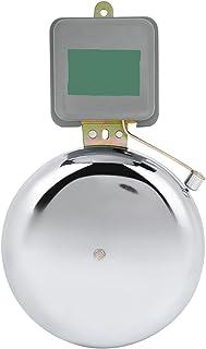 Elektrische bel, roestvrijstalen elektrische bel, elektrische bel Niet-vonkend extern kloptype Roestvrijstalen schoolbel 1...