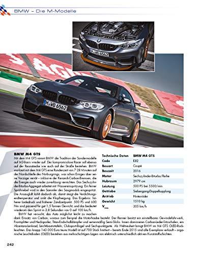 BMW – die schönsten Modelle: 100 Jahre Design und Technik - 13