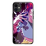 Hisoka Morow Hunter x Hunter HxH Coque en silicone souple pour iPhone 12 Motif anime japonais