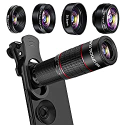 10 Best Telephoto Lens For Iphones