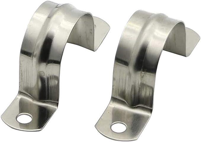 198 opinioni per 25mm 304 Acciaio inossidabile Morsetto per tubi Pinze a clip Tipo di tubo