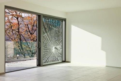 Shatterguard Door Protection