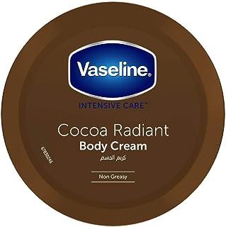 Vaseline Body Cream Cocoa Radiant, 120 ML