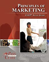 CLEP Principles of Marketing Study Guide (Perfect Bound)