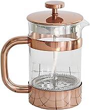 Huangwanru Koffiepers RVS Filter Thuis Franse Koffiepot Theeset Theeschalen Koffiegerei Glas Frans Press Pot Morgen Koffie...