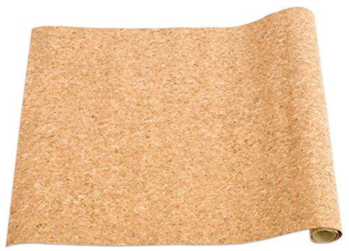 efco–Corcho Papel Granulo 100x 50cm, Corcho, marrón