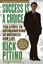 Success Is a Choice by Pitino, Rick [Paperback]