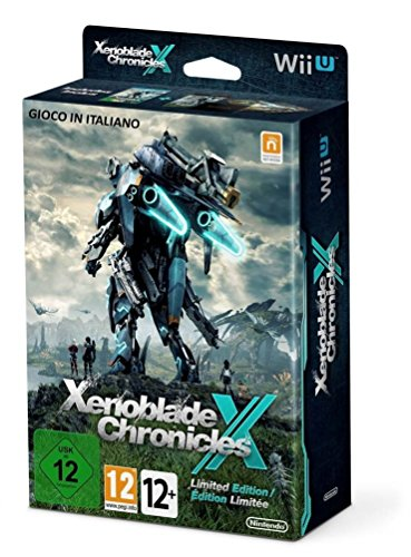 Xenoblade Chronicles X - Limited Edition WII U