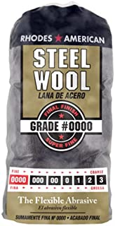 HOMAX PRODUCTS TV713206 #0000 Steel Wool Pad (12 Pads)