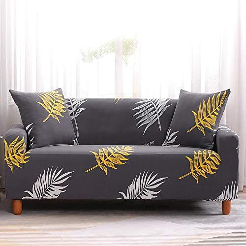 HXTSWGS Fundas Estilo Jacquard para sofá,Funda de sofá elástica, Funda de sofá de Banco de sofá de Silla elástica, Funda Protectora de Perro mascota-Color35_190-230cm