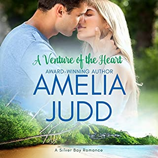 A Venture of the Heart     Silver Bay, 1              By:                                                                                                                                 Amelia Judd                               Narrated by:                                                                                                                                 Elizabeth Klett                      Length: 4 hrs and 45 mins     11 ratings     Overall 4.8