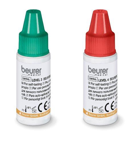 Beurer Kontrollösung LEVEL 3 + LEVEL 4 (für Beurer GL 44 und GL 50)