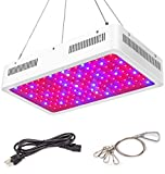 Roleadro LED Grow Light, 1500W Grow Light for Indoor Plants Galaxyhydro Series Plant Light with...