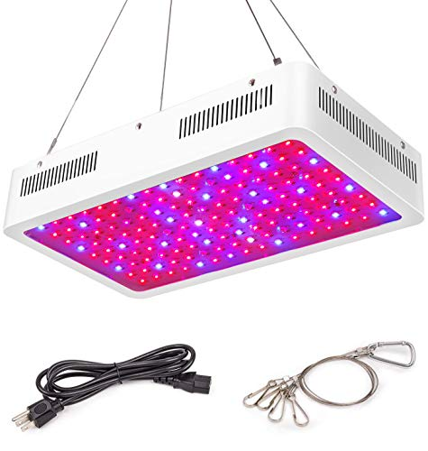 8 | Roleadro LED Grow Light, 1500W Grow Light for Indoor Plants