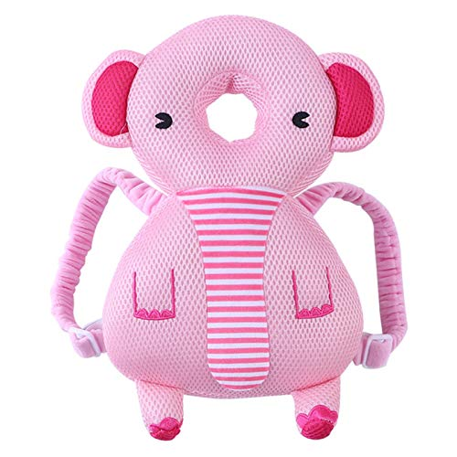 Baby Head Protector Pillow Toddlers Walking Headrest Neck Safety Pad Backpack Utility To Use