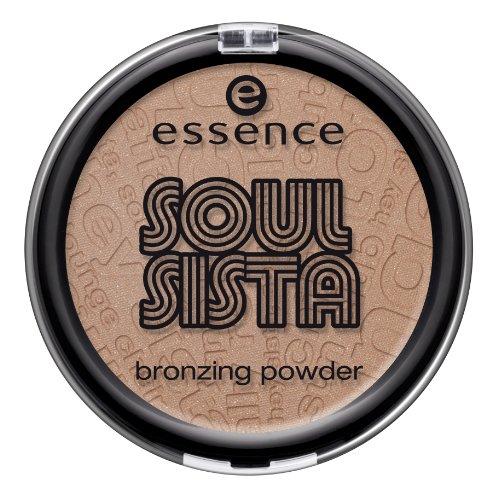 Essence SOUL SISTA - Bronzing Powder - Nr. 01 Shake Your Booty Inhalt: 11g Bronzing Puder verleiht...