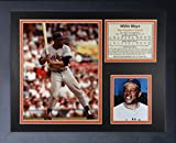 Legends Never Die 'Willie Mays San Francisco Giants Framed Photo Collage, 11 x 14-Inch