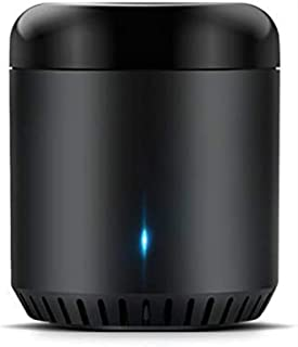 OKJ Wifi Smart Home Hub RM MINI 3 IR Automation Learning Universal Remote Control Compatible with Alexa