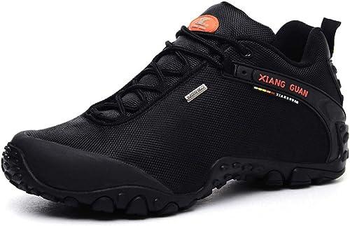 XIANG GUAN Herren Outdoor Footwear Wasserdicht Atmungsaktiv Leicht Schuhe Trekking Reisen Running Turnschuhe