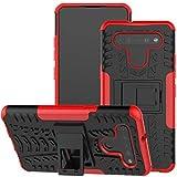 Jhxtech LG K41s Case, LG K51s Phone Case, [Kickstand]