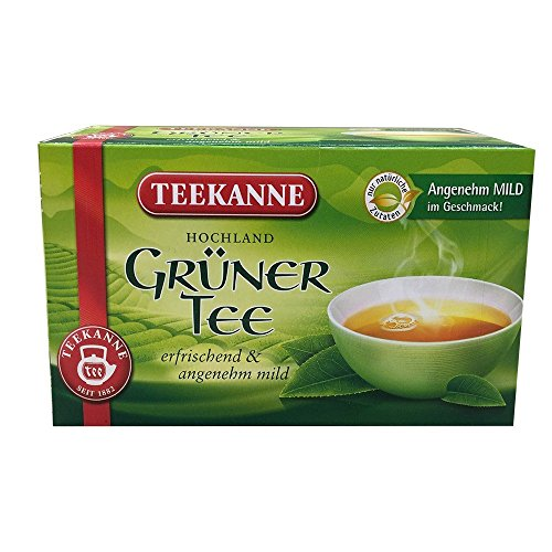 TEEKANNE Tee GRÜNER TEE