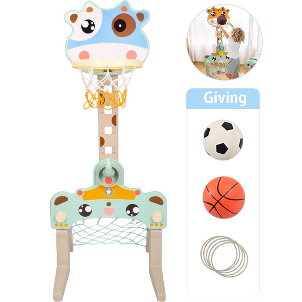 3 Modes Penalty, Pass, Time Challenge Best Choice Products Kids Toy Interactive Toy Soccer Scoring Goal Game